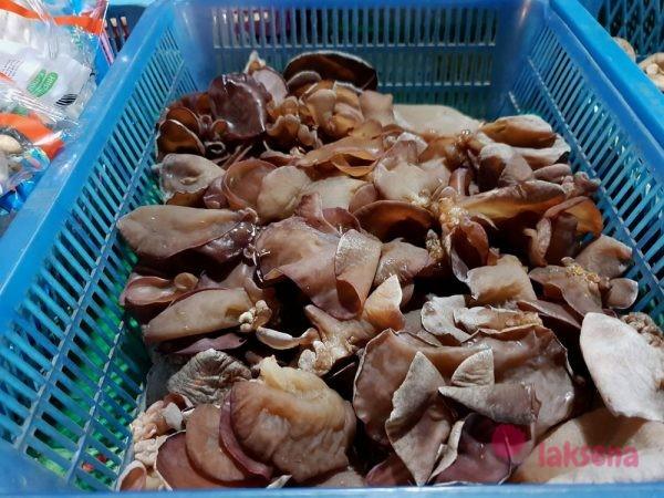 грибы в Таиланде