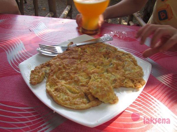 яйца в тайской кухне