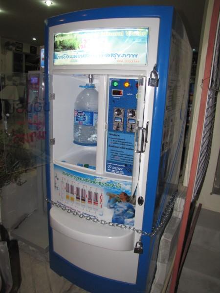 напитки таиланда вода