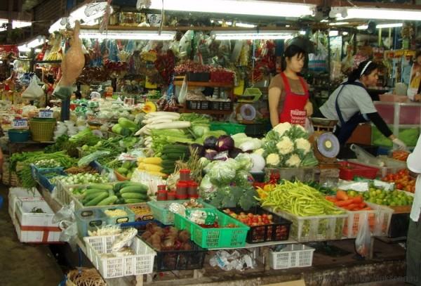 Приправы и овощи тайской кухни (фото)