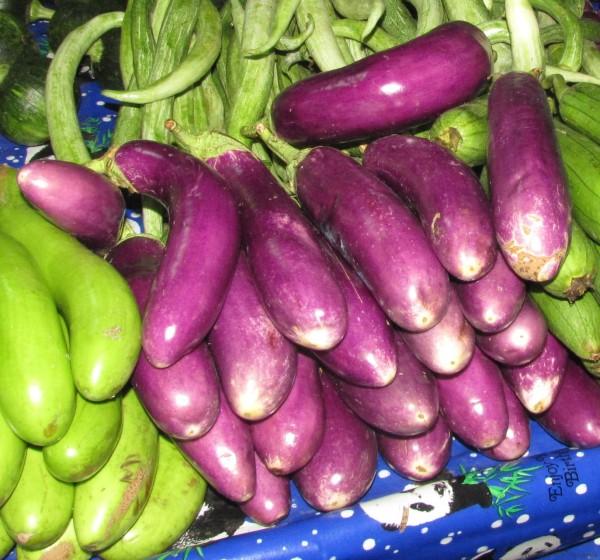 китайский баклажан овощи в таиланде Приправы и овощи тайской кухни (фото)