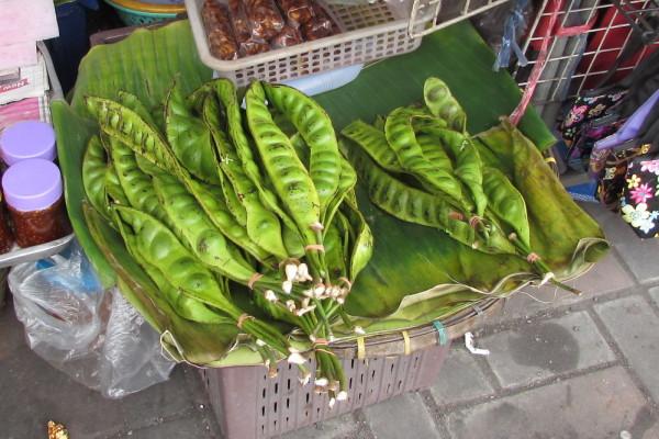 вонючие бобы (Stinky beans, Sataw, Petai)