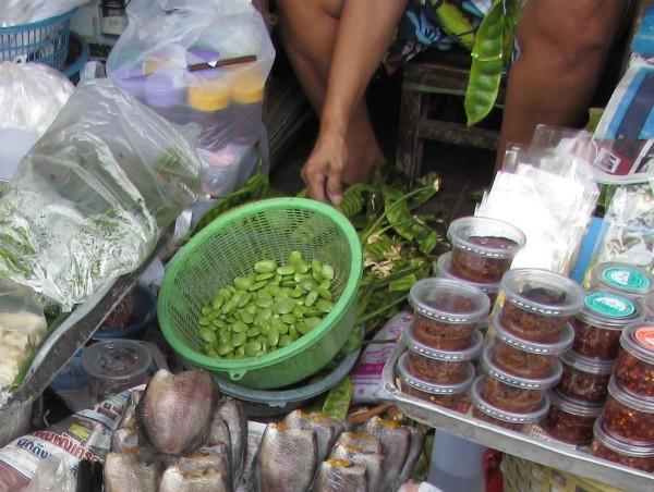 Приправы и овощи тайской кухни (фото) крылатые бобы