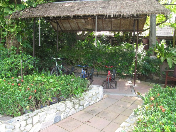 Велосипеды в Birds and Bees Resort