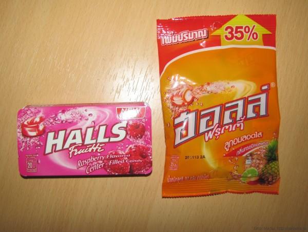 известные бренды на тайском холлс