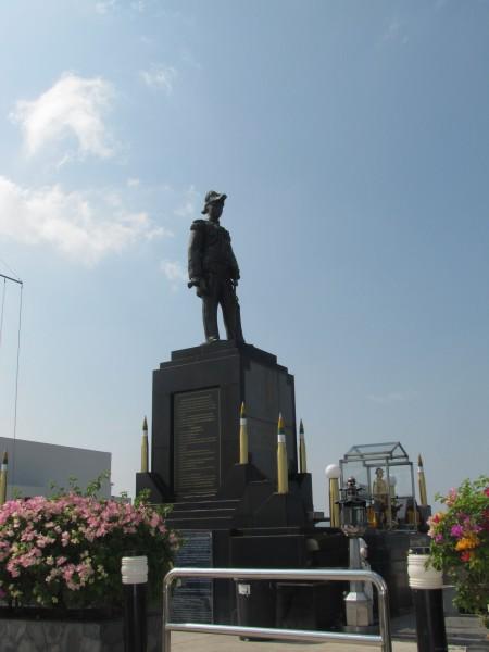 Памятник генералу Чумпхону