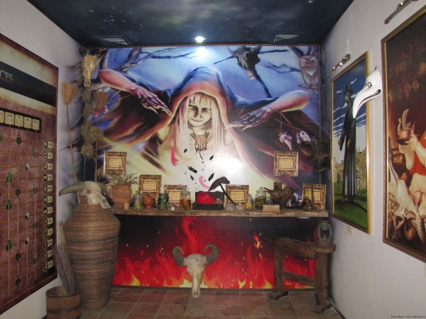 Зал специй в Средние века экскурсии в Паттайе сад специй