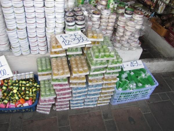 дезодорант кристалл на рынке