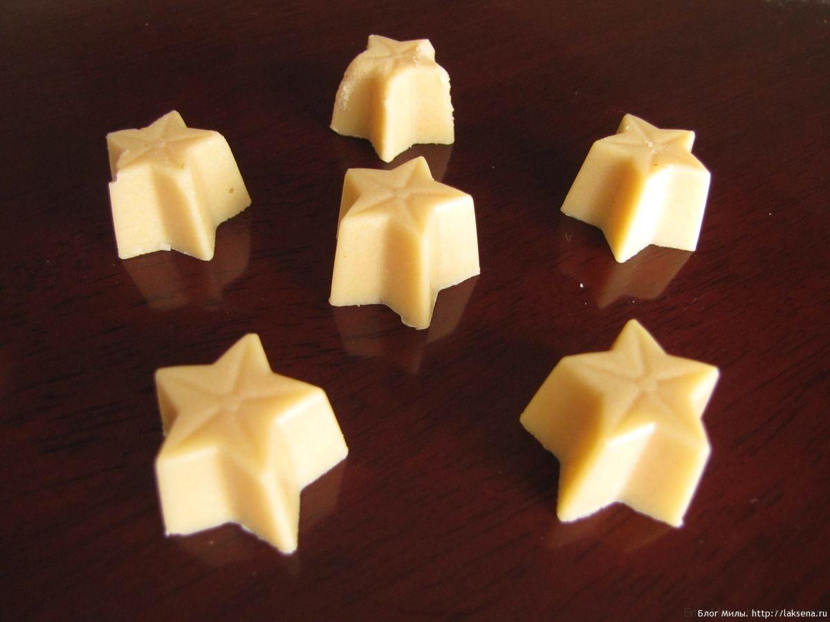 Белый шоколад своими руками
