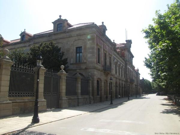 арсенал парламент каталонии парк цитадели барселона
