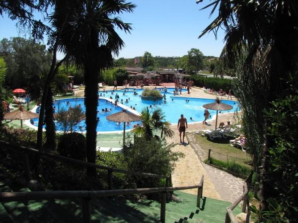 бассейн аквапарк маринеленд каталония испания