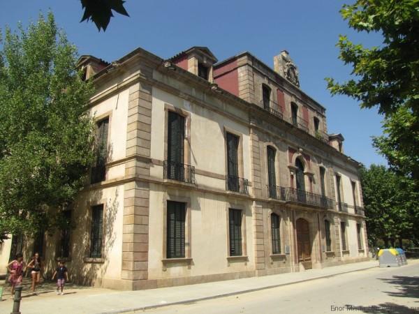 парк цитадели в барселоне дворец губернатора