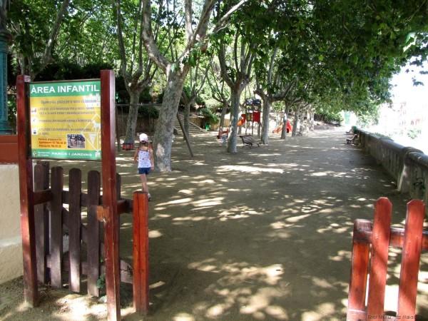 парк далмау калелья