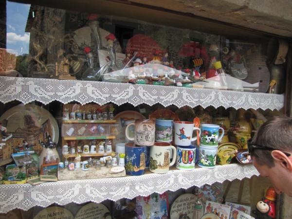 сувениры рупитсувенирная лавка в Рупите