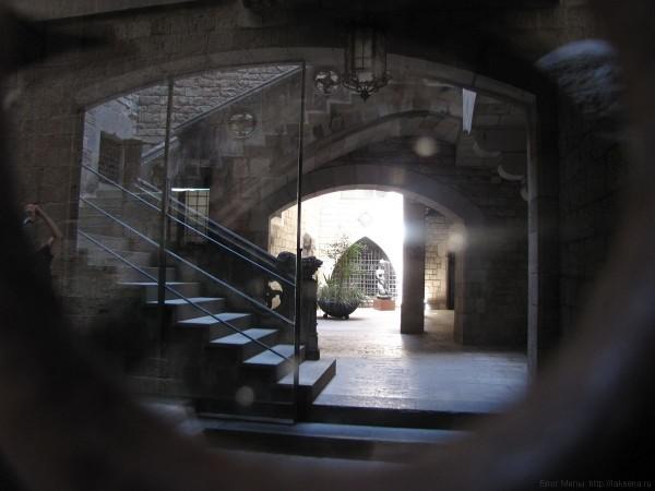 дом каноника готический квартал в барселоне