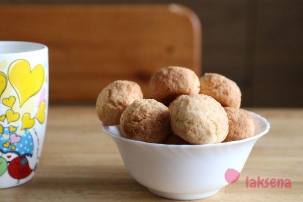 Очень кокосовое печенье с кокосовым маслом