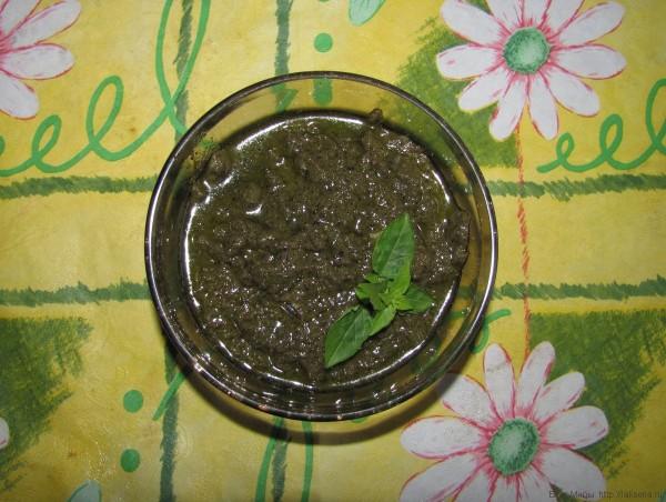 соус песто рецепт классический соус песто применение
