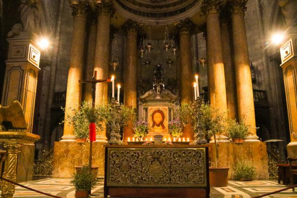 церковь Сан Жуст и Пастор (Església des Sants Just i Pastor). готический квартал барселона