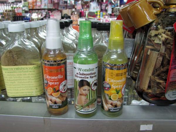 Лемонграсс - тайская приправа