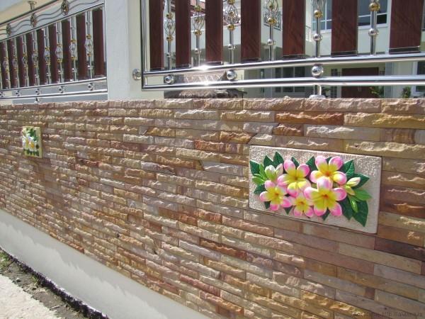 плюмерия в таиланде лилавади