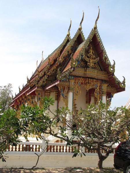 плюмерия в таиланде лилавади храмовое дерево