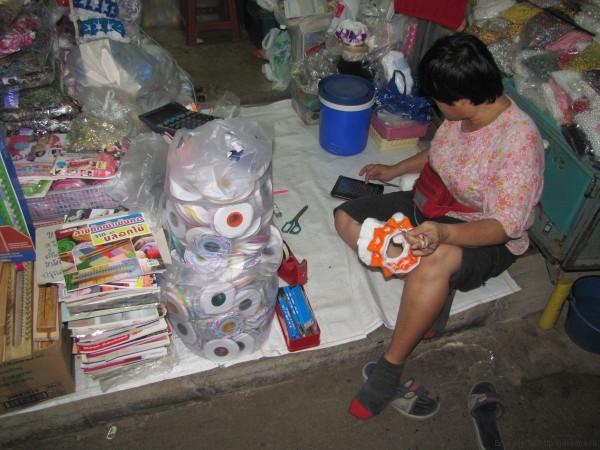 вязание в таиланде