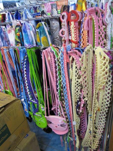 вязание в таиланде вязаные пояса