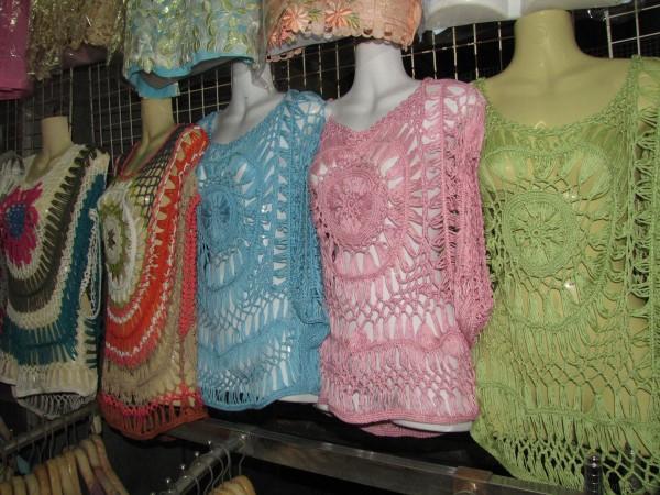 вязание в тайланде