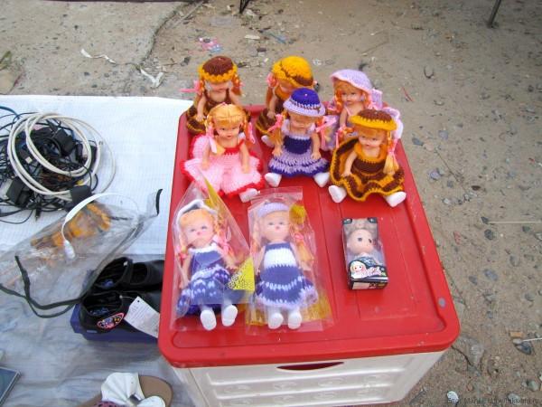 вязание в таиланде одкжда для кукол