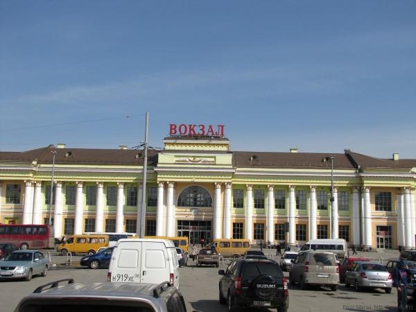 Вокзал Екатеринбург-Пассажирский фото
