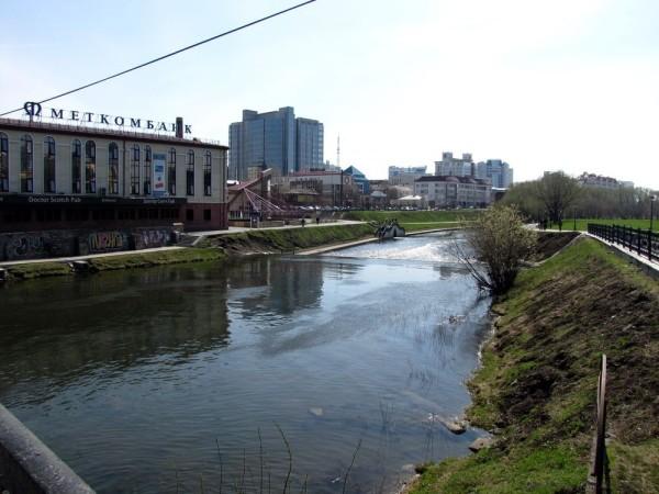река Исеть екатеринбург фото