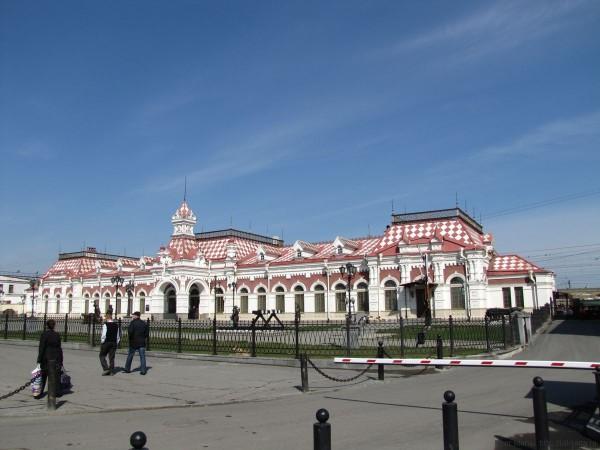 музей истории, науки и техники Свердловской железной дороги старое здание вокзала екатеринбург фото