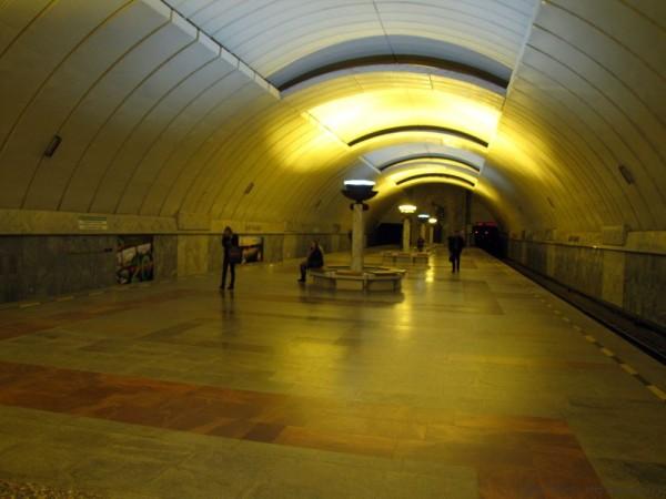 метро екатеринбурга станция Динамо