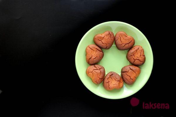 печенье из арахисовой пасты без яиц и сливочного масла