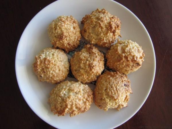 кунжутное печенье рецепт