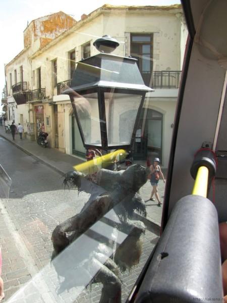 маневры экскурсионного автобуса