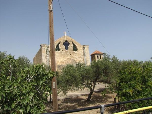 монастырь Панагии Халеви Rethymno city tour