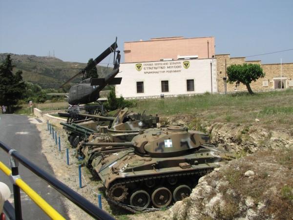 Хро монастыриавтобус Rethymno city tour
