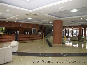 bio hotel suites rethymnon холл
