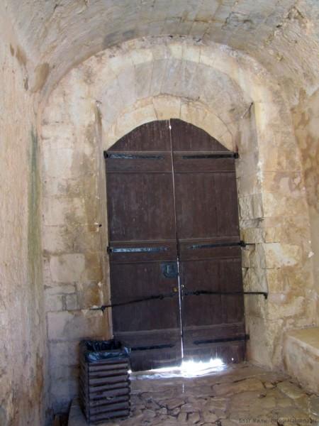 монастырь аркади восточные ворота