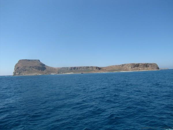 Экскурсия Грамвуса бухта Балос