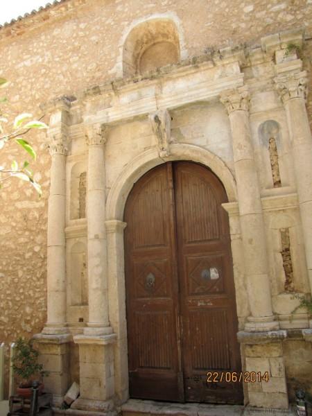 ретимно старый город мечеть Нерадзе
