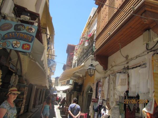 ретимно старый город