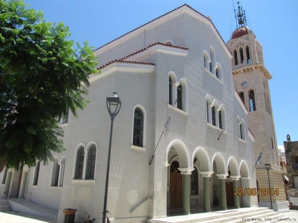 ретимно старый город кафедральный собор