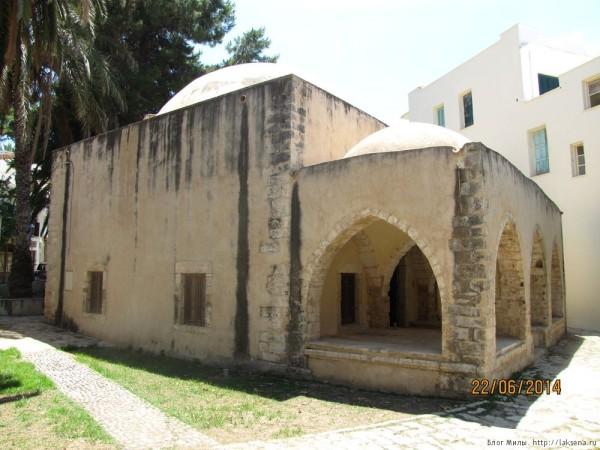 ретимно старый город мечеть кара муса паша