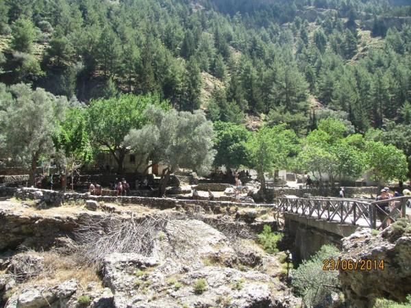 экскурсия в самарийское ущелье самарья