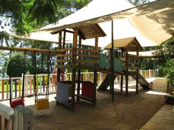 Grand Yazici Mares 5* детская площадка