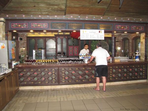 Grand Yazici Mares 5* бар основного ресторана