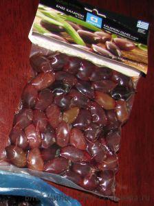 оливковые сувениры с крита оливки каламон