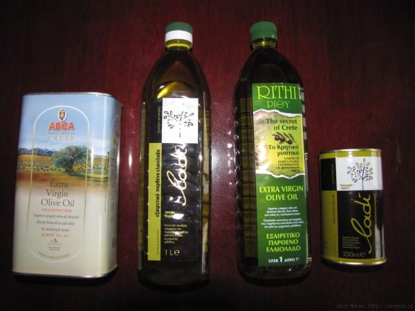 оливковые сувениры с крита оливковое масло
